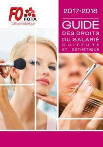 guide salarié coiffure et esthétique