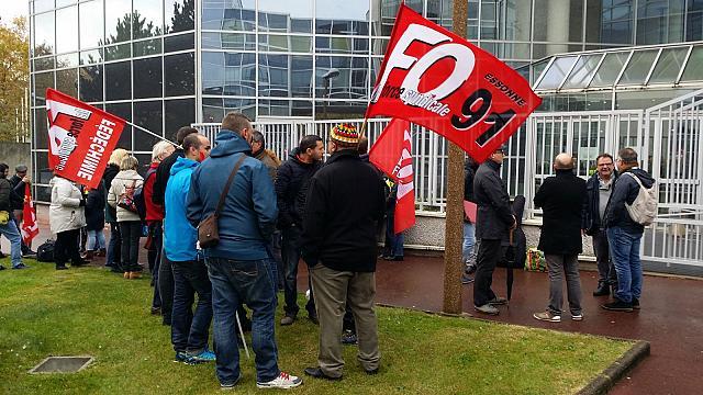 Image of Isochem : FO demande le maintien des emplois