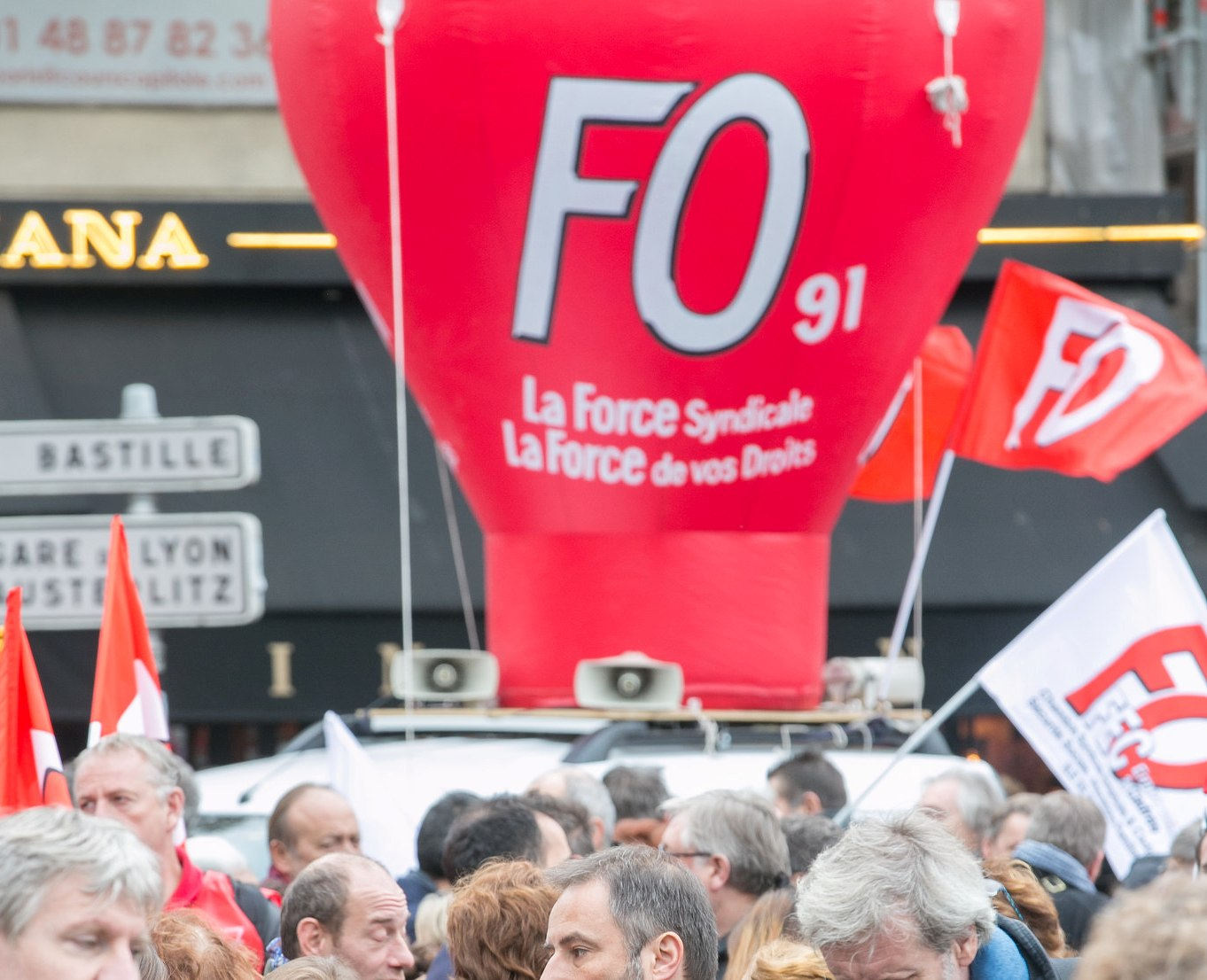 Image of MOBILISATION 22 MAI 2018