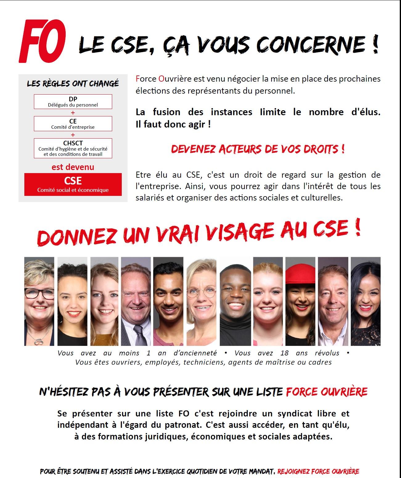 Image of ELECTIONS CSE - Comité Social et Economique