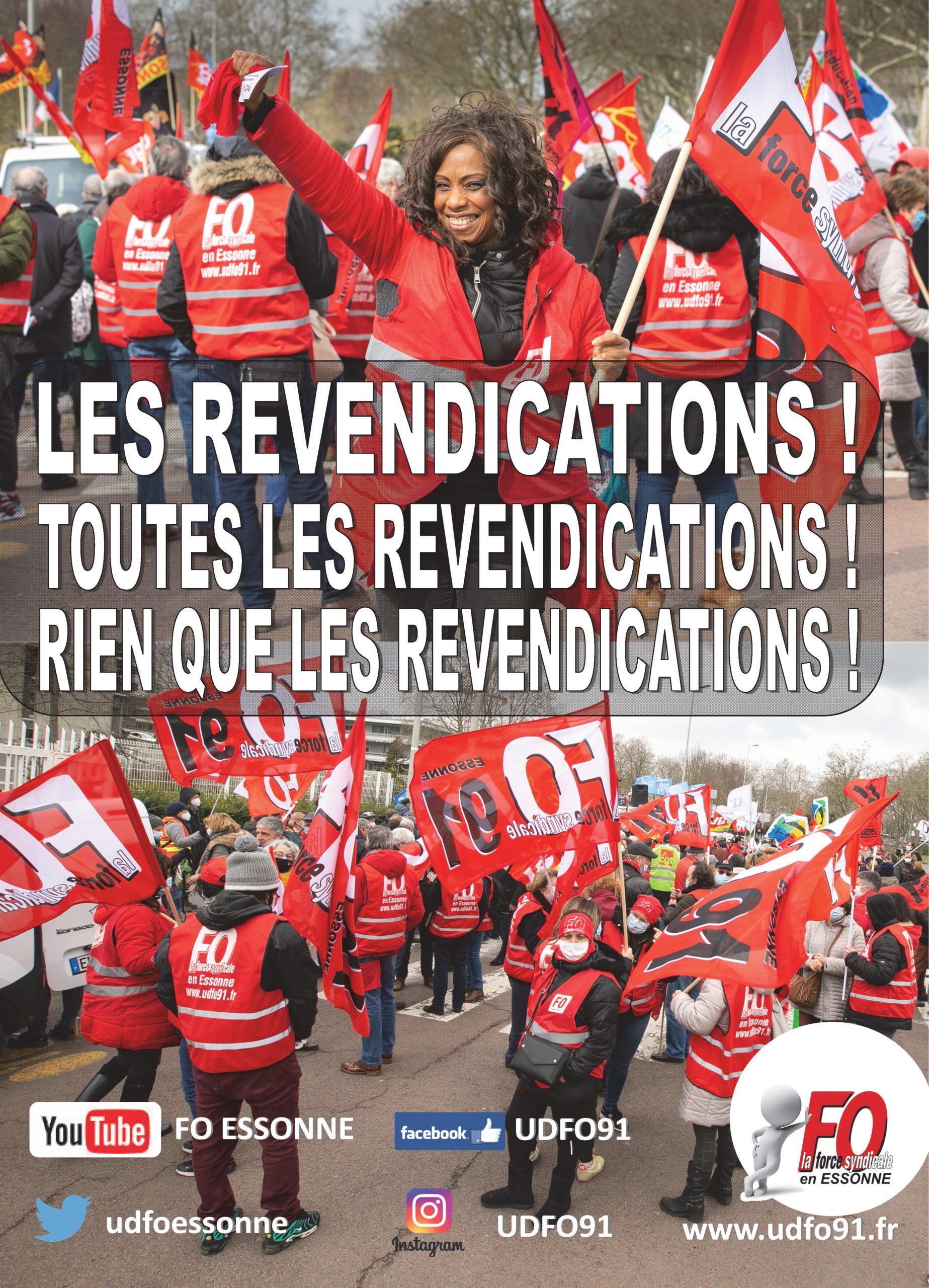 Image of POUR LA DEFENSE DE NOS RETRAITES